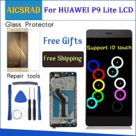 US $16.48 |For Huawei P9 Lite VNS L21 VNS L22 VNS L23 VNS L31 VNS L53 LCD Display + Touch screen Digitizer Assembly Replacement With Frame-in Mobile Phone LCD Screens from Cellphones & Telecommunications on Aliexpress.com | Alibaba Group