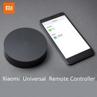 1036.81 руб. 39% СКИДКА|Оригинальный Xiaomi mi Универсальный интеллигентая (ый) Smart ПДУ WI FI + ИК переключатель 360 степень автоматизации