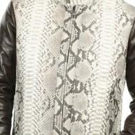 Мужская кожаная куртка Franko Armondi ME-19502-K-1385 - Мужские кожаные куртки