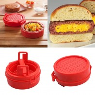 US $3.73 5% OFF|Manual Hamburger Presses Maker Press Cutlets Hamburger Mold Grill Kitchen Tools form for cutlets red plastic burger Presse mold-in Hamburger Presses from Home & Garden on Aliexpress.com | Alibaba Group