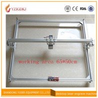 US $242.0 |free shipping 50*65cm Mini 3000MW Blue CNC Laser Engraving Engraver Machine 2Axis DC 12V DIY Desktop Wood Router/Cutter/Printer -in Wood Routers from Tools on Aliexpress.com | Alibaba Group