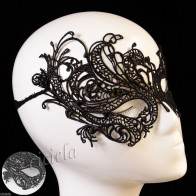US $0.62 7% OFF|Cool Black Women Eye Mask Sexy Lace Ball Halloween Party Fancy Dress Costume New-in Costume Accessories from Novelty & Special Use on Aliexpress.com | Alibaba Group