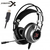 US $25.64 24% OFF|XIBERIA K9 Virtual 7.1 Sound Gaming Headset casque Best PC Gamer USB Stereo Bass Headphones with Microphone for Cumputer Game-in Headphone/Headset from Consumer Electronics on Aliexpress.com | Alibaba Group