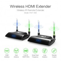 US $117.75 20% OFF|2.4G/5G 1080P Wireless HDMI AV Video Transmitter Receiver IR Extender up to 100M hdmi extender HDMI Converter HDMI Cable AVC580+-in HDMI Cables from Consumer Electronics on Aliexpress.com | Alibaba Group