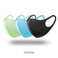 3 шт. губчатая маска для рта моющаяся Пыленепроницаемая многоразовая противопылевая маска для лица для взрослых детей для здоровья взрослы...