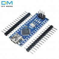 133.58 руб. 8% СКИДКА|Mini USB CH340 Nano 3,0 ATmega328P плате контроллера совместимый для Arduino Nano CH340 USB драйвер Nano V3.0 ATmega328 купить на AliExpress