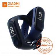 1550.88 руб. |Глобальная версия Xiaomi mi Band 3 mi band 3 Smart Tracker Band мгновенное сообщение 5ATM водонепроницаемый OLED сенсорный экран mi Band 3-in Смарт-браслеты from Бытовая электроника on Aliexpress.com | Alibaba Group