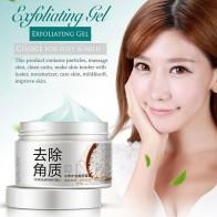 Exfoliante blanqueador Facial exfoliante crema descascarillante Gel exfoliante Facial exfoliante