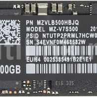 Купить SSD накопитель SAMSUNG 970 EVO Plus MZ-V7S500BW 500Гб в интернет-магазине СИТИЛИНК, цена на SSD накопитель SAMSUNG 970 EVO Plus MZ-V7S500BW 500Гб (1128418) - Москва