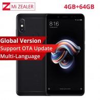 US $148.99 20% OFF|Global Version Xiaomi Redmi Note 5 4GB RAM 64GB ROM SmartPhone Snapdragon 636 Octa Core 5.99