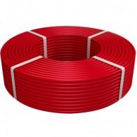 Купить Сшитый полиэтилен PE-Xa/EVOH, 20х2мм, красный (100м) Vieir в Ульяновске - Трубы из сшитого полиэтилена