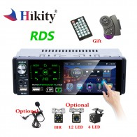 US $35.49 29% OFF|Hikity Autoradio1 din Car Radio 4.1