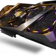 Видеокарта GIGABYTE nVidia  GeForce RTX 2080 ,  GV-N2080AORUS X-8GC