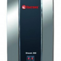 Купить Водонагреватель проточный THERMEX Stream 500 Chrome в Ульяновске - Плоские водонагреватели