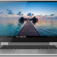 Ноутбук-трансформер LENOVO Yoga 730-15IWL, 81JS000QRU,  серый