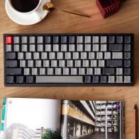 5557.54 руб. |Keycool 84 мини механическая клавиатура cherry mx clear switch коричневые клавишные колпачки из ПБТ mini84 компактная игровая клавиатура съемный кабель-in Клавиатуры from Компьютер и офис on Aliexpress.com | Alibaba Group
