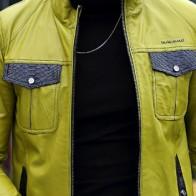 Мужская кожаная куртка Franko Armondi ME-19428 K-258 - Мужские кожаные куртки