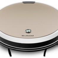 Купить Робот-пылесос Polaris PVCR 0726W золотистый по низкой цене с доставкой из маркетплейса Беру