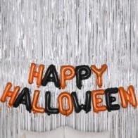 14шт Хэллоуин воздушный шар в форме буквы