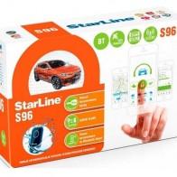 Автосигнализация StarLine S96 BT 2CAN+2LIN GSM/GPS+ГЛОНАСС — купить по выгодной цене на Яндекс.Маркете
