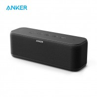 5360.23 руб. 21% СКИДКА|Anker SoundCore Boost 20 W Bluetooth Динамик с BassUp Технология 12 h игр IPX5 Водонепроницаемость 66ft Bluetooth Диапазон купить на AliExpress