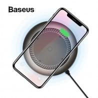 1595.45 руб. 20% СКИДКА|Baseus автоматическое излучающее Беспроводное зарядное устройство Qi Быстрое беспроводное зарядное устройство с бесшумным вентилятором для iPhone X XS Max samsung S9 Note 9-in ЗУ для мобильных телефонов from Мобильные телефоны и телекоммуникации on Aliexpress.com | Alibaba Group