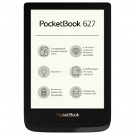 Электронная книга PocketBook PB627 Obsidian Black
