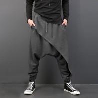1049.52 руб. 42% СКИДКА|Для мужчин джоггеры повседневное мешковатые спортивные штаны хлопковые Свободные повседневные штаны Одежда для танцев фитнес трек брюки девочек хип хоп крут on Aliexpress.com | Alibaba Group