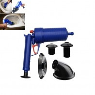 US $9.89 7% OFF|HOT Air Power Drain Blaster gun High Pressure Powerful Manual sink Plunger Opener cleaner pump for Bath Toilets Bathroom Show-in Drain Cleaners from Home & Garden on Aliexpress.com | Alibaba Group