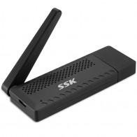 US $22.67 19% OFF|SSK SSP Z100 HDMI WiFi Miracast DLNA البث دونغل محول استقبال المتطابق الفيديو الصوت الصورة الأجهزة إلى HDTV العارض في SSK SSP-Z100 HDMI WiFi Miracast DLNA البث دونغل محول استقبال المتطابق الفيديو الصوت الصورة الأجهزة إلى HDTV العارض من نظام المؤتمرات على Aliexpress.com | مجموعة Alibaba