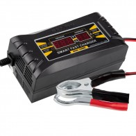 US $11.41 35% OFF|Full Automatic Car Battery Charger 110V/220V To 12V 6A Smart Fast Power Charging Suitable For Car Motorcycle With EU US Plug-in Battery Charging Units from Automobiles & Motorcycles on Aliexpress.com | Alibaba Group