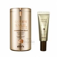 Golden Snail Intensive BB Cream BB крем с муцином улитки от Skin79 купить - Волшебная улитка