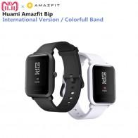 Huami Amazfit Смарт часы xiaomi smartwatch Bip бит уход за кожей лица gps фитнес Tacker сердечного ритма IP68 водостойкий поддержка Прямая доставка купить на AliExpress