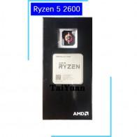6665.84руб. |Процессор AMD Ryzen 5 2600 R5 2600 3,4 ГГц шестиядерный ЦП с двенадцатью потоками YD2600BBM6IAF Socket AM4-in ЦП from Компьютер и офис on AliExpress