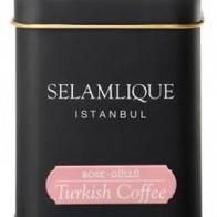 Турецкий кофе с розой Selamlique 125 гр. - Необычный кофе из Турции