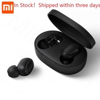 US $21.83 44% OFF|Xiaomi Redmi AirDots True Wireless bluetooth 5.0 Earphones DSP Active Noise Cancellation Headset With Mic Earbuds-in Bluetooth Earphones & Headphones from Consumer Electronics on Aliexpress.com | Alibaba Group