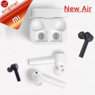 US $53.99 |Original Xiaomi Air TWS Airdots Pro Earphone Bluetooth Headset Stereo Auto Pause ANC Switch ENC Tap Control Wireless Earbuds-in Bluetooth Earphones & Headphones from Consumer Electronics on Aliexpress.com | Alibaba Group