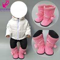 56.89 руб. 16% СКИДКА|43 см baby new born игрушечные Туфельки для куклы зимние сапоги для 18 дюймов девушка кукла обувь детей подарок на Новый год-in Куклы from Игрушки и хобби on Aliexpress.com | Alibaba Group