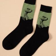 Мужские носки с принтом динозавров
