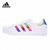 US $50.1 50% OFF|Original Authentic Adidas SUPERSTAR Shamrock Men and Women Unisex Skateboarding Classic Shoes Lightweight Wear resistant S81015-in Skateboarding from Sports & Entertainment on Aliexpress.com | Alibaba Group
