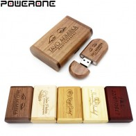 US $2.06 48% OFF|POWERONE (OVER 10 PCS FREE LOGO) wooden usb + box usb Flash Drive pendrive 4gb 8gb 16gb 32gb 64gb photography wedding gift-in USB Flash Drives from Computer & Office on Aliexpress.com | Alibaba Group
