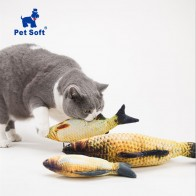 42.51 руб. 5% СКИДКА|Мягкая Плюшевая креативная 3D игрушка в форме карпа, рыбы, кошки, подарки, рыба кошка, мягкая подушка, кукла, имитация рыбы, играющая игрушка для питомца-in Игрушки для кошек from Дом и сад on Aliexpress.com | Alibaba Group