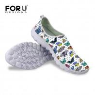 1129.3 руб. 46% СКИДКА|FORUDESIGNS/Повседневная сетчатая обувь; женская летняя легкая обувь для отдыха с принтом животных и бабочек; женская обувь на плоской подошве; обувь для отдыха для девочек-in Женская обувь без каблука from Туфли on Aliexpress.com | Alibaba Group