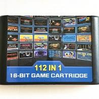 658.72 руб. 37% СКИДКА|112 в 1 игровой картридж 16 бит игровая карта для sega Mega Drive MD для Megadrive для консоли Genesis-in Карты памяти from Бытовая электроника on Aliexpress.com | Alibaba Group