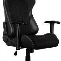 Кресло игровое AEROCOOL AERO 1 Alpha, черный