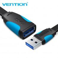 123.6 руб. 20% СКИДКА|Vention USB кабель удлинитель USB 3,0 кабель для Камера PC PS4 Xbox Smart ТВ высокое зарядное устройство и передачи данных USB 3,0 2,0 кабель удлинитель-in Кабель для MP3-/MP4-плееров from Бытовая электроника on Aliexpress.com | Alibaba Group