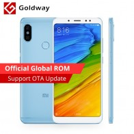 € 126.7 |Original Xiaomi Redmi Note 5 Snapdragon 636 Octa Core 3 GB RAM 32 GB ROM Dual AI 4000 mAh Cámara 5,99