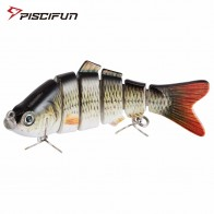 US $2.68 28% OFF|Piscifun Fishing Lure 10cm 20g 3D Eyes 6 Segment Lifelike Hard Lure Crankbait Sinking Wobblers 2 Hook Fishing Baits Pesca Cebo-in Fishing Lures from Sports & Entertainment on Aliexpress.com | Alibaba Group