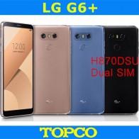 14914.35 руб. |LG G6 плюс H870DSU G6 + Оригинальный разблокированный gsm 4G LTE Android 4 ядра Оперативная память 4 Гб Встроенная память 128 GB 5,7