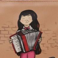 """Городской рюкзак """"Belleville Circus Orchestra"""" - Веселые рюкзаки Dogo"""